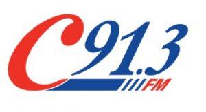 C91.3 Logo